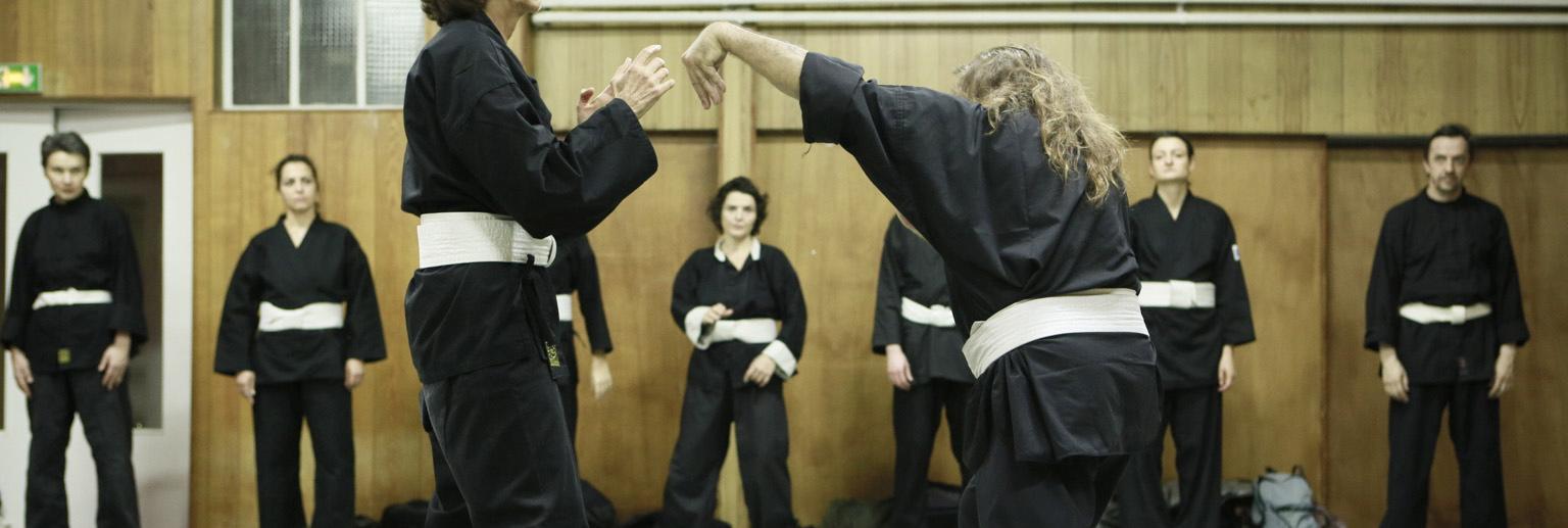 cercle tissier Kung fu paris