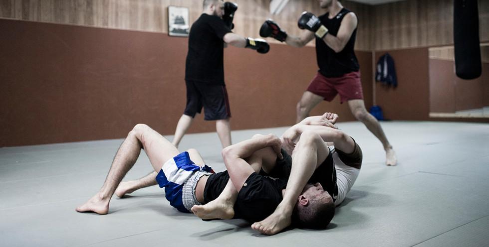 MMA à Paris